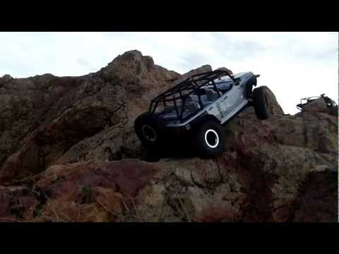 Axial Jeep Wrangler Unlimited Rubicon