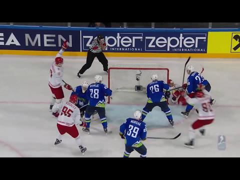 ЧМ-2017.Беларусь-Словения 5-2
