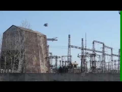 НЛО в Новокуйбышевске