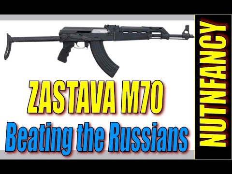 Century Arms N-PAP M70 AK: Beating the Russians
