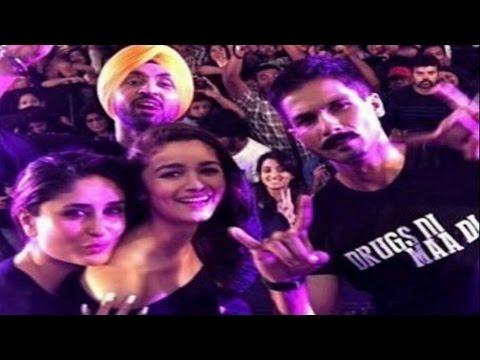 Udta Punjab Official TRAILER LAUNCH | Shahid Kapoor, Kareena Kapoor Khan, Alia Bhatt, DIljit Dosanjh