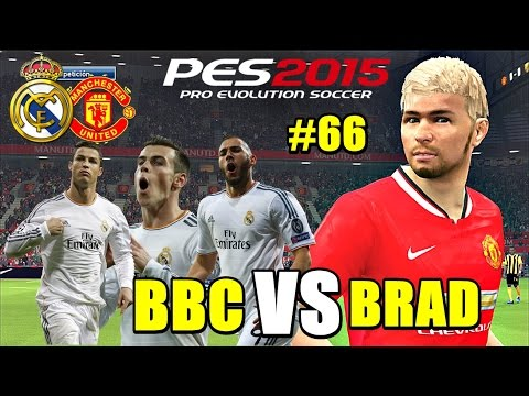 PES 2015 Become a Legend | R.Madrid - Manchester United (Semifinales) #66 | 2.0 |