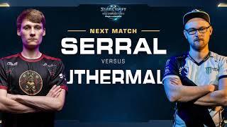 Serral vs uThermal ZvT - Semifinals - WCS Challenger EU Season 1