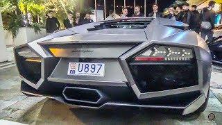 Lamborghini Reventón - Start Up & Exhaust Sound