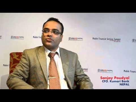 Nepal MFS Summit | Sanjay Poudyal, CFO - Kumari Bank