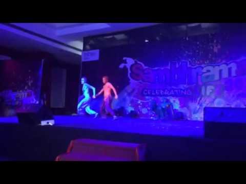 Winner of Group Dance !! Infosys Sambhrama at Jaipur DC .