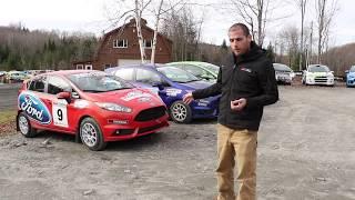 Team O'Neil Rally School Fleet