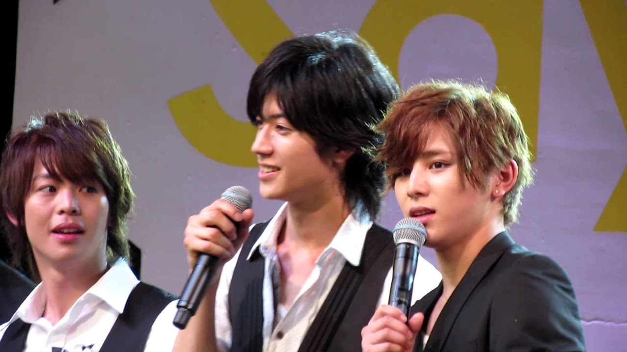 3/3/2013 Hey Say Jump in