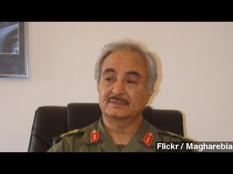 Rogue Libyan General's Forces Attack Tripoli, Benghazi