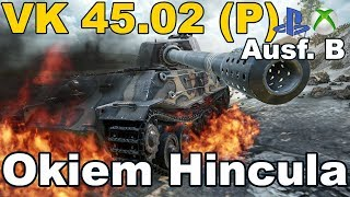 VK 45.02 (P) Ausf. B Okiem Hincula World of Tanks Xbox One/Ps4