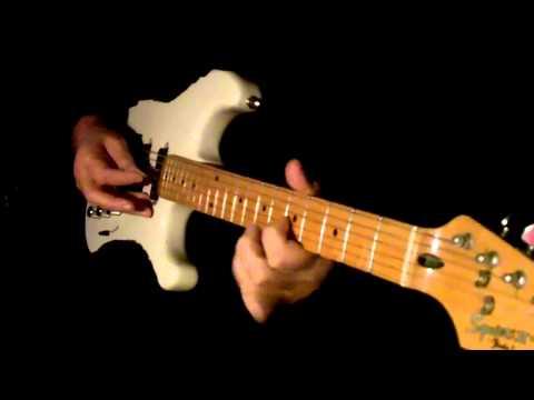 Aap Ki Ankhon Mein Kuch  On Guitar....Please use headphones...