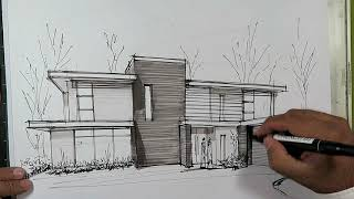 (12.5 MB) how to draw a house with markers Mp3