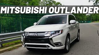 Here's Why the Mitsubishi Outlander PHEV Is Best Selling PHEV | REVIEW