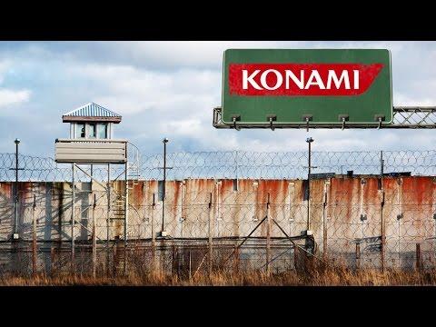 Konami a Prison Camp? - The Know