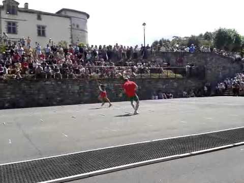 Championnat de France des jeux de force basque