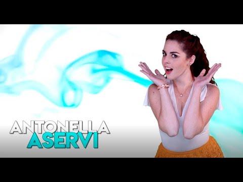 Huella digital con Antonella Aservi, muy pronto por Latina