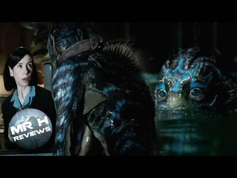 The Shape Of Water - Official Trailer Breakdown & Review