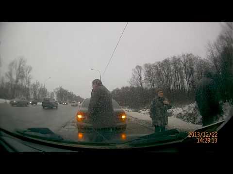 ДТП Обнинск 22.12.2013