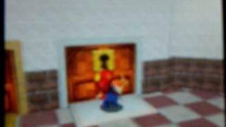 Super Mario 64 DS - Behind the White Door