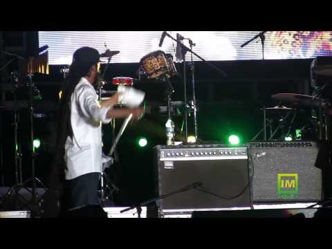 Damian Marley at Bob Marley 70th Birthday Concert (FULL) Pt 1