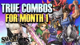 Smash Ultimate - True Combos YOU should know