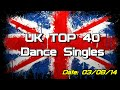 Download UK Top 40 - Dance Singles (03/08/2014) MP3 song and Music Video