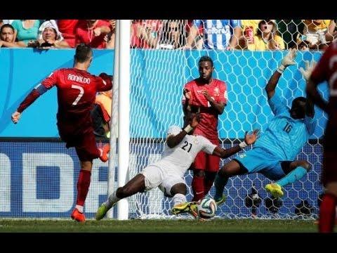 Portugal 2-1 Ghana, Resumen de Goles, Copa Mundial Brasil 2014 26/06/2014