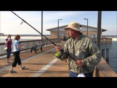 Fishin' Time TV - Fishing Tackle Needs and Pier Fishing