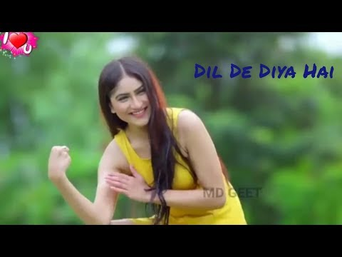 Dil De Diya Hai | Heart Touching Love Story | Hindi Song 2018