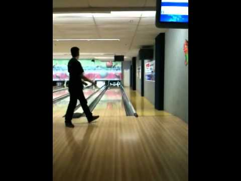 PBA Scorpion Oil Pattern - Bowling Tips for Beginners