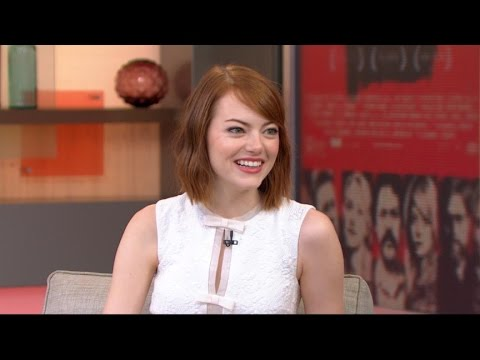 Emma Stone on 'Birdman' Director's Theatrical Shooting Style