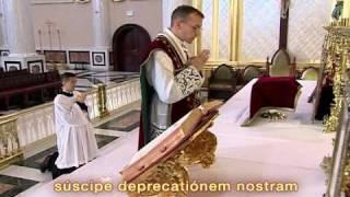 FSSP Video on Traditional Latin Mass (Part 1/3)