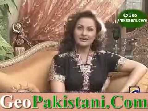 Nargis on GEO TV ... Ek din GEO ke Saath -PART -2