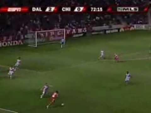 Chicago Fire - Best Goals 2007 Video