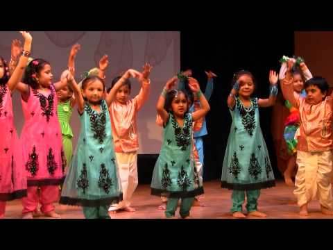 Bhargavi Annual Day 2013 - Ghode Jaisi Chaal video