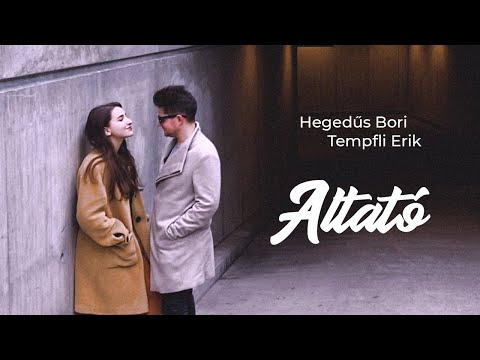 Hegedűs Bori és Tempfli Erik - Altató | A Dal 2021 (Official Music Video)