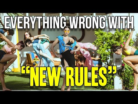 Everything Wrong With Dua Lipa - New Rules MP3