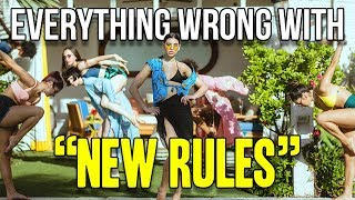 "Download Lagu Everything Wrong With Dua Lipa - ""New Rules"" Gratis STAFABAND"