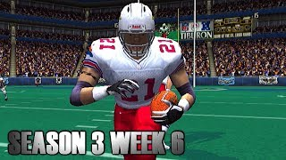 THE GREATEST SHOW - MADDEN 2004 CARDINALS FRANCHISE VS RAMS - (S3W6)