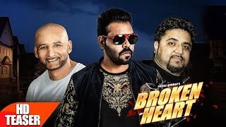 Teaser | Broken Heart | Kanth Kaler Feat Prince Ghuman | Full Song Coming Soon | Speed Records