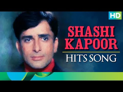 Tribute to Bollywood star Shashi Kapoor | Evergreen hits