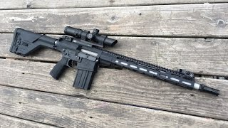 Classic Army USA CA110/PTS/ICS Airsoft Insider Build
