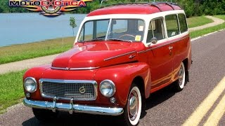 1958 Volvo PV445 Duett Wagon (SOLD)