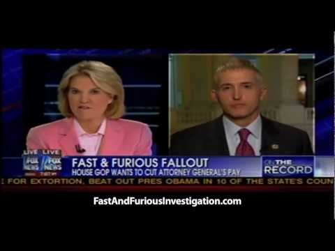 Greta Van Susteren on Fast and Furious