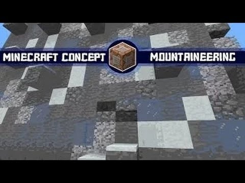 Minecraft Concept: Mountaineering Equipment WITHOUT MODS