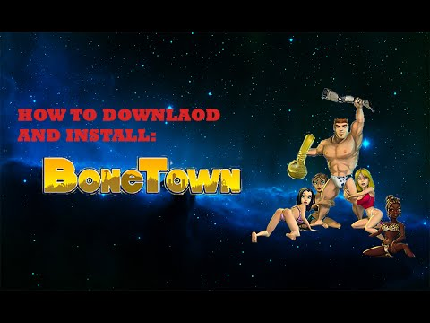 How to download and install Bonetown - Come scaricare e installare Bonetown [ITA-ENG HD]