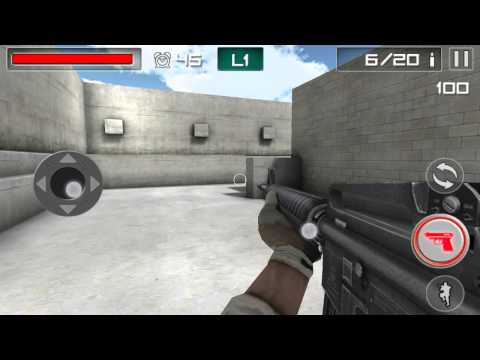 Gun Shoot War APK Cover