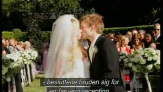 TV show - Behind Avril and Deryck's WEDDING