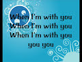 When i'm with you Westlife