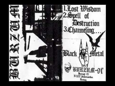 Burzum - Spell of Destruction